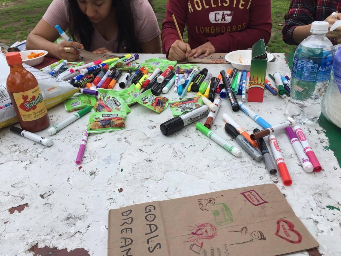Body Retreat at Chicano Park